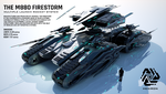 M880 Firestorm MLRS - Close combat [UPDATED] by Duskie-06