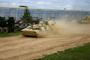 playing with tanks 24 DUXFORD by Sceptre63