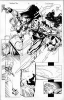 mighty thor 6 page 6 by MarkMorales