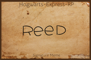 Reeds Sig by TargetGirl