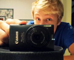 New Camera.  :D by JL0G4N