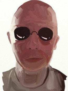 Selt Portrait by attemptanything
