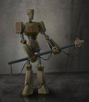 Utility Robot by ehomps