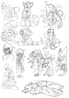 :Traditional Dump 5: by DogsTeeth
