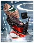 Stephen Hawking by Allebandro