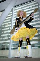 The Memories Melt Away: Kagamine Rin Meltdown by frillycarnival