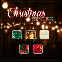 CHRISTMAS STYLES by LoveEm08