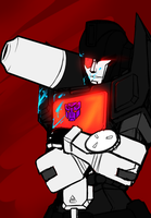 .Shattered Glass - Perceptor. by Kigurou