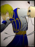 Kurapika by khayeceee