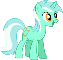 Lyra Heartstrings by Vector-Brony
