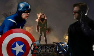 AVENGERS VS X-MEN (FAN MADE LIVE ACTION) by Darth-Slayer