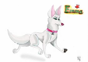 All Dogs The Street Kings - Emma by LizLightningGSD