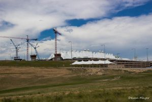 Denver International Airport by Devan465
