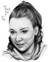 Santana Lopez by JuliaFox90