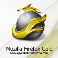 Mozilla Firefox Gold Icon by XPYahhh
