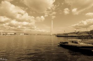 Once upon a time in Geneva by Rikitza