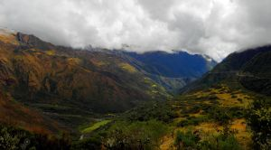 The way to Machu Picchu, Cusco, Peru by Tomer-DA
