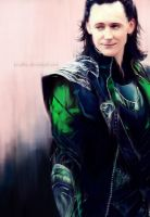 [Loki Hiddles] by teralilac