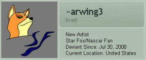 arwing3 ID by NS-Games
