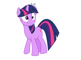 Flustered Twilight by Nedemai