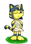 Ankha by snapperboy