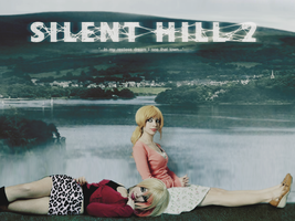 Silent Hill 2 cosplay Mary/Maria - toluca lake by AliceNero