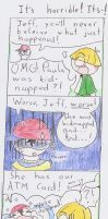 Mother 2 Comic- It's Horrible by bellberrystar