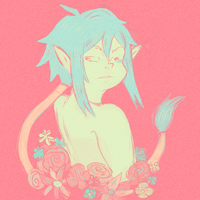 palette meme request- galaxia yaoi webcomic by X3carlyX3