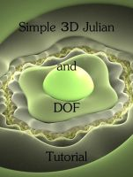 Simple 3D Julian and DOF Tut by Meckie