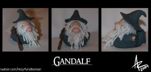 Gandalf by msfurious