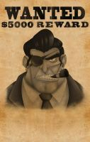 Wanted 4 by MattFranklin