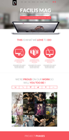 White - WordPress Theme by wpthemes