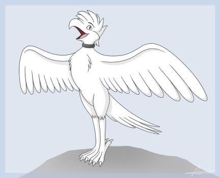 Whitefire Commission by Articuno