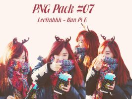 PNG Pack #07 - Tiffany by Leelinhhhh