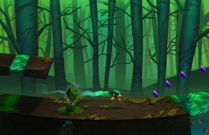 Seed Master: screen test by saint-max