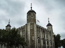 Tower of London .:Stock:. by WesternStock