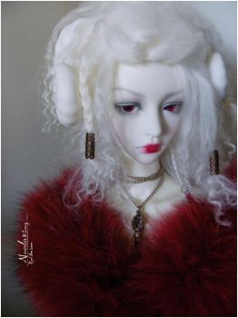 The Lady In Red by Lady-Lawy