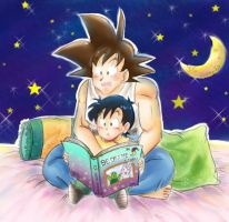 bedtime stories by wernwern