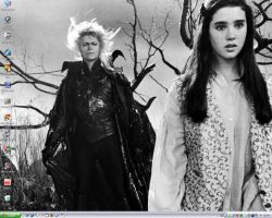 Labyrinth 1986 desktop by BregoGirl