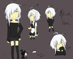 updated mikah ref by LilyTC