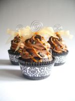 Capuccino Faux Cupcake - 04 by CreativeAbubot