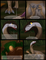 ReHistoric: Book 1: Page 6 by albinoraven666fanart