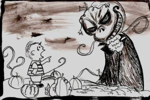 the great pumpking by Sociopart