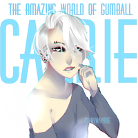 Carrie - The Amazing Wold Of Gumball by MilkyWay-Moe