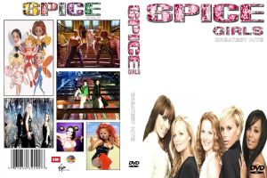 Spice Girls Greatest Hits DVD by utskushi-billy