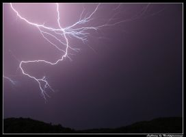 Lightning by Nachtpfauenauge