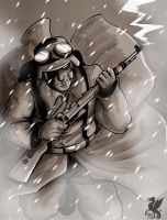 APH - December 1944 by Dracontessa