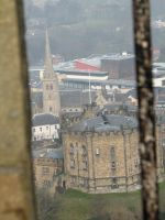 Durham Castle 03 by LithiumStock