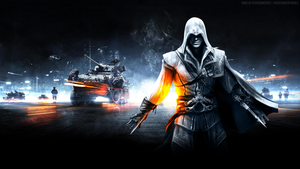 BattleCreed Wallpaper by AssassinTurtorials
