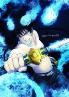 The Blue Exorcist by Ernz1318